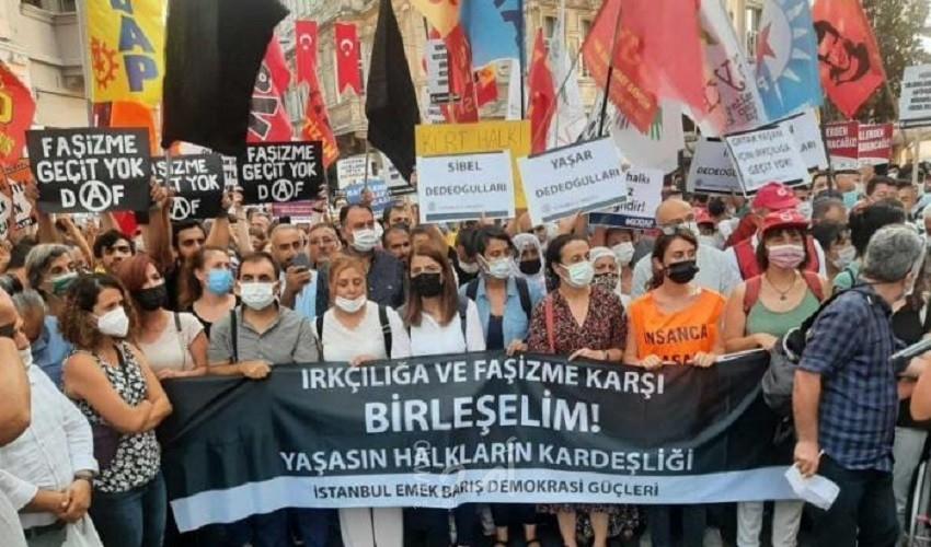 الشارع التركي ينتفض على أثر مجزرة قونيا وقتل عائلة كردية - فيديو