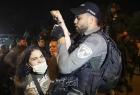 قوات الاحتلال تعتدي على طفل خلال مواجهات في باب العامود بالقدس