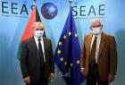 اشتية يطالب الاتحاد الأوروبي بالضغط على إسرائيل للالتزام بالاتفاقيات الموقعة