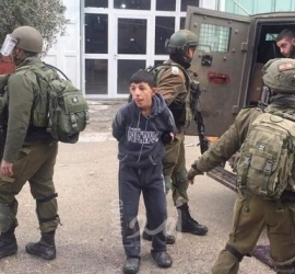 الاتحاد الأوروبي: قلقون من الانتهاكات الإسرائيلية المفرطة بحق الأطفال الفلسطينيين