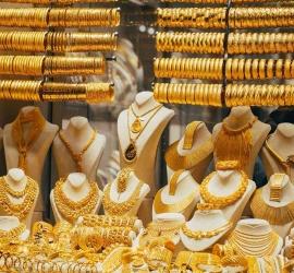 أسعار الذهب في أسواق فلسطين الإثنين