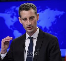 الخارجية الأميركية: سنطلب توضحيات بشأن تصنيف 6 منظمات فلسطينية كمنظمات إرهابية