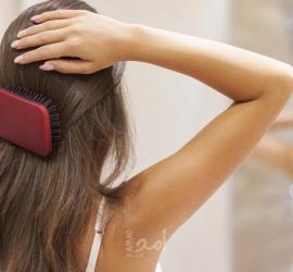 4 عادات شائعة توقفي عنها لو بتعاني من تساقط شعرك