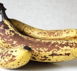 احذر من الموز  البنى المنقط على صحتك