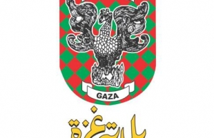رئيس بلدية غزة يعبر عن تضامنه مع بلدية طرابلس اللبنانية