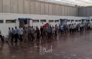 نادي الأسير: لا حلول جدّية بشأن قضية الأسرى الإداريين المضربين عن الطعام