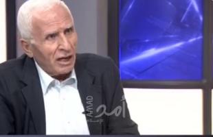 الأحمد: لا إعمار في غزة في ظل الانقسام..وتغيير وزاري قريب!