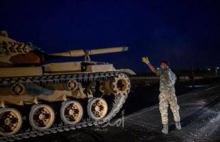 سانا: القوات التركية تقصف ريف حلب الشمالي بسوريا