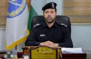 مدير عام الشرطة في غزة يبحث التعاون المشترك مع الهيئة المستقلة لحقوق الإنسان