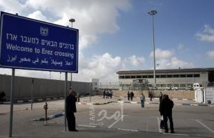 بفضل الاستقرار الأمني..سلطات الاحتلال تسمح بدخول1000 تاجر من غزة الى إسرائيل