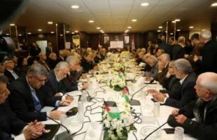 """بيان """"لقاء بيروت"""" اللجنة التحضيرية للمجلس الوطني الفلسطيني"""