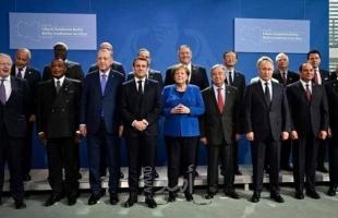 وثيقة - نص البيان الختامي لمؤتمر برلين - 55 بندا تحدد مستقبل ليبيا