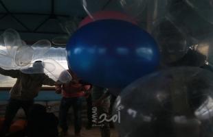 قناة عبرية: مسؤول عسكري إسرائيلي يتوعد برد كبير إن لم يتوقف إطلاق البالونات من غزة