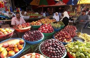 أسعار الخضروات والدواجن والبيض المحدثة حسب زراعة حماس