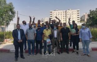 """رام الله: الأمن يفرج عن نشطاء """"حراك ضد الفساد"""" مقابل كفالات شخصية- فيديو"""
