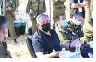 نتنياهو وغانتس يتوعدان برد قاسٍ على من يفكر بمهاجمة إسرائيل - فيديو