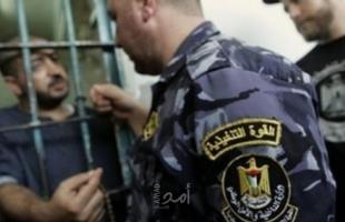 شرطة حماس تفرج عن (30) موقوفاً غارماً غرب غزة
