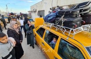 غزة: ملحق كشف التنسيقات المصرية للسفر يوم الأربعاء