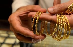 أسعار الذهب في أسواق فلسطين الأربعاء