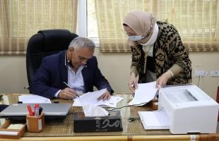 غزة: الإغاثة الزراعية توقع اتفاقية لدعم المشاريع الصغيرة