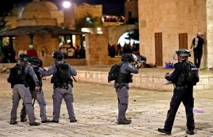 القدس: اعتقال مواطن وإصابة آخرين خلال مواجهات مع قوات الاحتلال