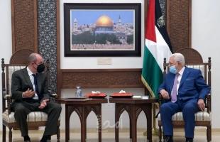 عمرو لعباس: أمريكا لن تطرح مبادرة سياسية الآن ..