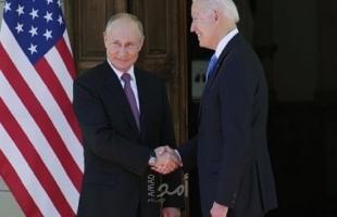 بوتين: لدي علاقات عملية مستدامة مع بايدن ومصالح موسكو وواشنطن تتطابق