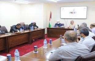 الشباب والثقافة تبدأ ترتيبات إقامة معرض دائم يوثق تاريخ القضية الفلسطينية