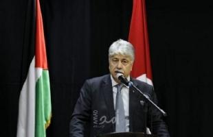 مجدلاني يلتقى ممثل هولندا ويدعو لدور أوروبي سياسي لضمان امن واستقرار المنطقة