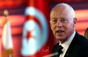 قيس سعيد: تشكيل حكومة تونس الجديدة بعيداً عن الانتهازيين ومطامعهم