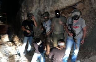 اعتقال زكريا الزبيدي ومحمد عارضة جنوب الناصرة- فيديو وصور