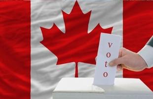 الكنديون يبدأون الاقتراع فى الانتخابات العامة الـ44