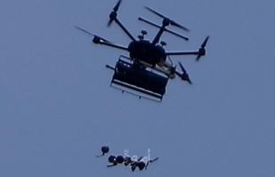 """للمرة الأولى..إسرائيل تعترف باستخدام """"طائرات انتحارية"""" في الحرب على غزة"""