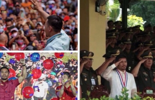 """اعتزال أسطورة الملاكمة"""" ماني باكياو""""  من أجل رئاسة الفلبين"""