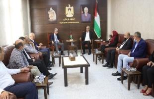 مجدلاني: الوزارة تبذل جهودها لحفظ كرامة كبار السن في بلدة عبتا