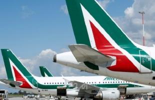 إغلاق أكبر شركة طيران إيطالية بسبب الإفلاس