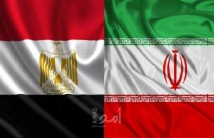 إيران: نأمل بتطوير العلاقات مع مصر وتنفي استئناف المفاوضات النووية