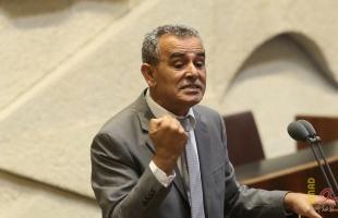 زحالقة: تحالف الموحّدة مع أحزاب حكومة بينيت هو خطيئة