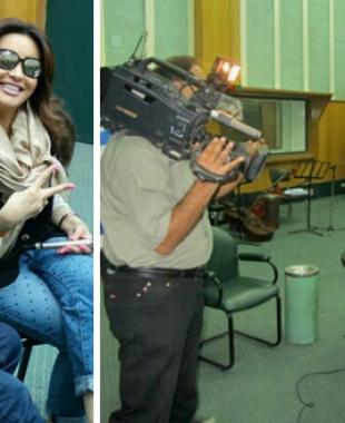 """لطيفة التونسية تغني """"يحيا الشعب"""" تضامنا مع أحداث بلادها... فيديو"""