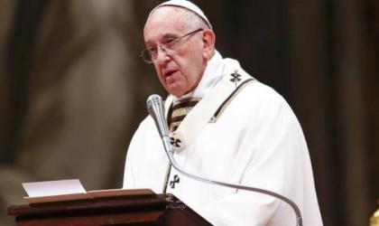 البابا فرنسيس مستشهدًا بليبيا: لا تعيدوا المهاجرين إلى دول غير آمنة