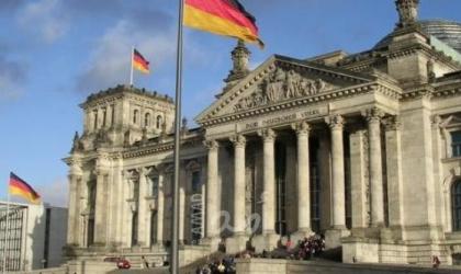 وفد المكتب التنفيذي للجالية الفلسطينية يلتقي القائم بأعمال السفارة في ألمانيا