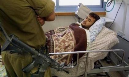 سلطات الاحتلال ترفض نقل أسير مضرب عن الطعام للمستشفى