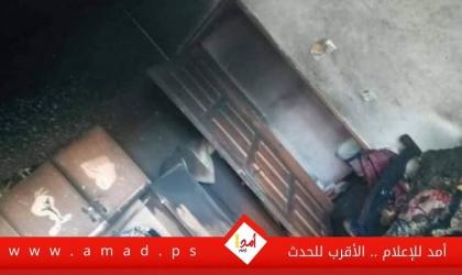 انفجار داخلي بمنزل بمنطقة بيت حانون