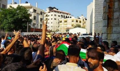 """الشؤون المدنية: سلطات الاحتلال توافق على تسليم جثمان الشهيد """"شادي الشرفا"""""""