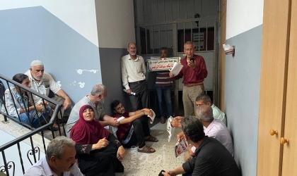 غزة: لجنة أهالي الشهداء تعلن إزالة خيمة الاعتصام والعودة للاحتجاجات الأسبوعية
