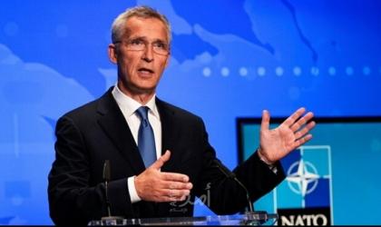 الأمين العام للناتو: جاهزون لإجراء حوار بناء مع روسيا خصوصا في ظل التوتر القائم