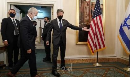 وزير الخارجية الإسرائيلي لابيد يصل الى أمريكا