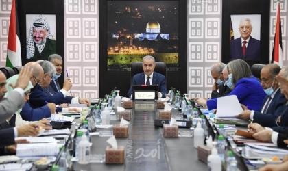 """الحكومة الفلسطينية تعقد جلستها الأسبوعية في بيت لحم """"الأحد"""""""