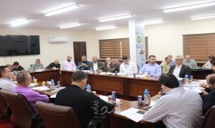 الشباب والثقافة تبحث مع المؤسسات الحكومية سُبل تعزيز صمود الشباب الفلسطيني