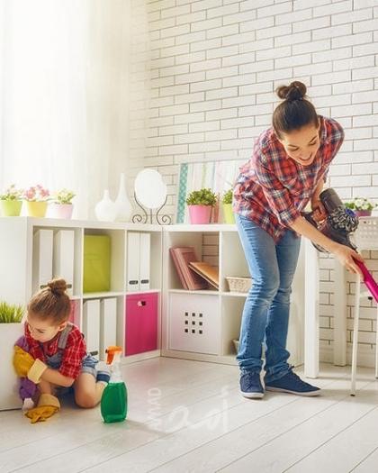 """3 مكونات من داخل مطبخك تخلصك من """"غبار أثاث منزلك"""""""